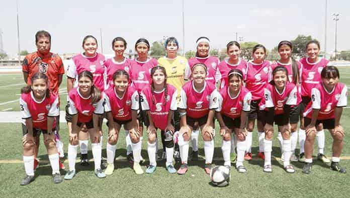 Mujer y deporte en semifinales Sub-15