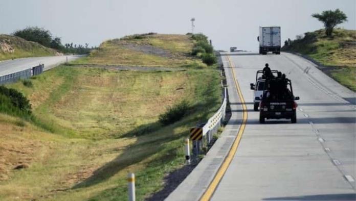 La Autopista del Terror, Así es la carretera hacia Nuevo Laredo