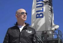 ¿Hay alguna posibilidad de que Jeff Bezos no vuelva a la tierra?
