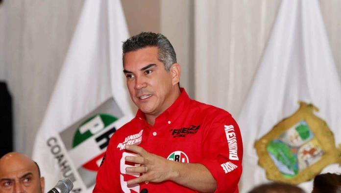 Solo Riquelme defendió principios del PRI: Alito