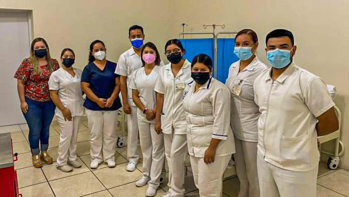 Supervisan el Centro de Salud
