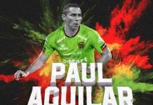 Paul Aguilar vuelve bravo a la Liga MX