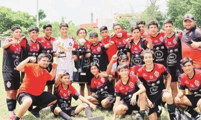 Club Calor ¡Campeón nacional en Sub-15!