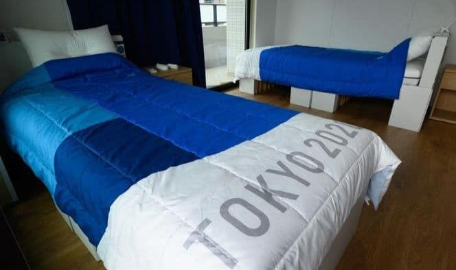 Las 'camas antisexo' sí aguantan