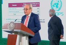 """""""México ya tiene abasto""""; AMLO anuncia compra de medicamentos"""