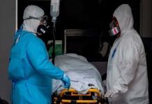 Hospitales al 100% de capacidad en Oaxaca