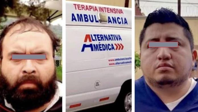 Supuestos paramédicos violan a una mujer en ambulancia