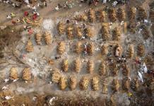Crisis en la India; Expertos afirman que ya son 4 millones de muertos