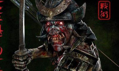 Senjutsu; Nuevo disco de Iron Maiden este 3 de Septiembre