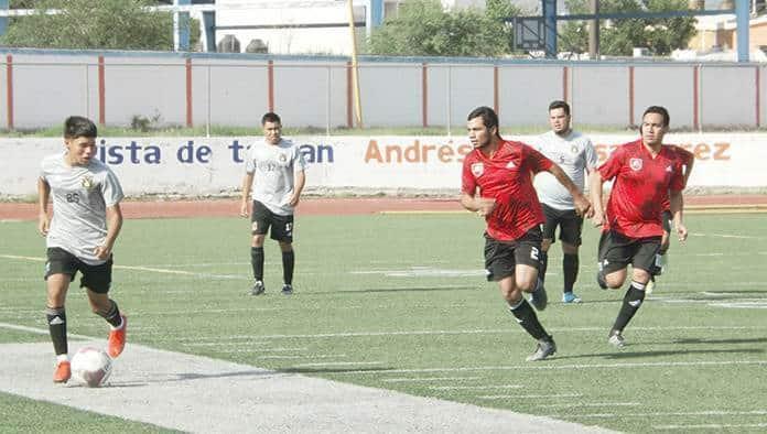 Real Regina y Capa Sport ¡Empataron a un gol!