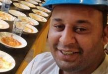 Corren a hombre de restaurante tras comer 15 platos y pedir 8 más