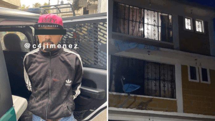 Terror en CDMX; Asesina a su esposa y la arroja a los perros