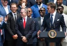 """""""Creo que el 40% de la gente sigue creyendo que no ganamos"""": Brady a Biden"""