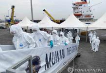 Crisis en Corea; 207 militares contagiados de Covid-19