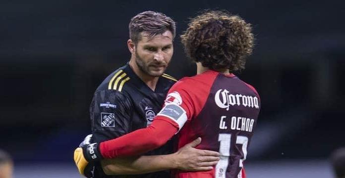 André-Pierre Gignac lanza dardo a Guillermo Ochoa previo a debut en Tokio 2021