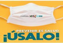 Da Salud Coahuila  recomendaciones anticovid