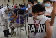 Estiman lleno  en vacunación