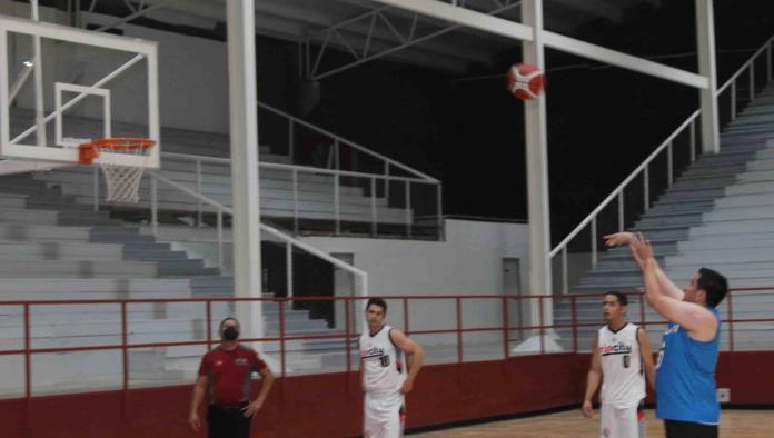 Es Rassini máximo  líder del baloncesto
