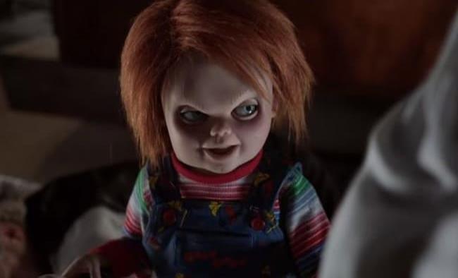 ¡Regresa el terror! Volvió Chucky el muñeco diabólico