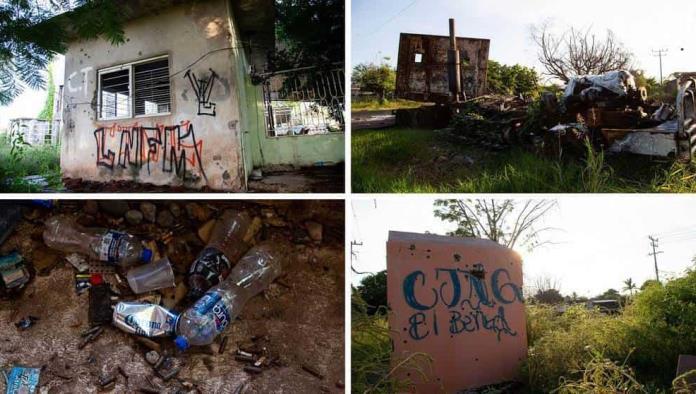 Se acabó la tregua; CJNG lanza narco mensaje en Tijuana