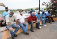 Pendientes 36 ex obreros de liquidación