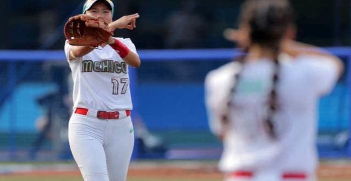 Selección Mexicana de Softbol femenil es derrotada en su debut en Juegos Olímpicos de Toki