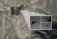 Reporte de Hombre Pájaro en Arteaga moviliza a FGE y Protección Civil de Coahuila