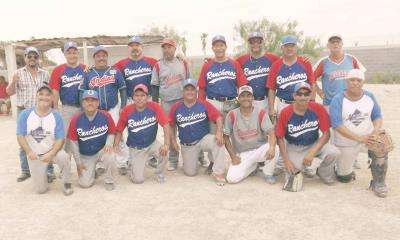 Rancheros de Estancias rival de Atléticos