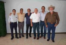 Amigos de la gene 72-77 de la escuela de minería se reúnen