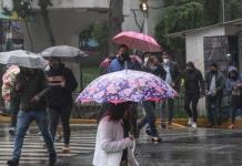 Lluvias en todo el país; Onda tropical afecta clima nacional