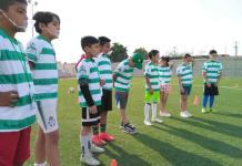 Participan cientos de niñas, niños y jóvenes