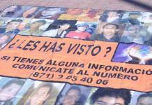 Convocan a familiares de desaparecidos