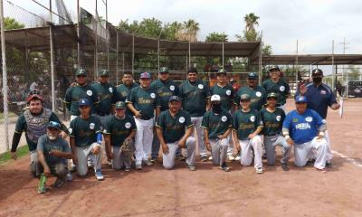 "Inicia béisbol ""Jesús Moreno Borrego"""