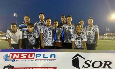 Deportivo Las Flores ¡Campeón en FUT-7 Municipal!