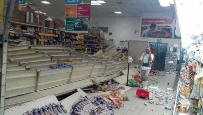 Poderoso sismo en Panamá; Videos se hacen virales