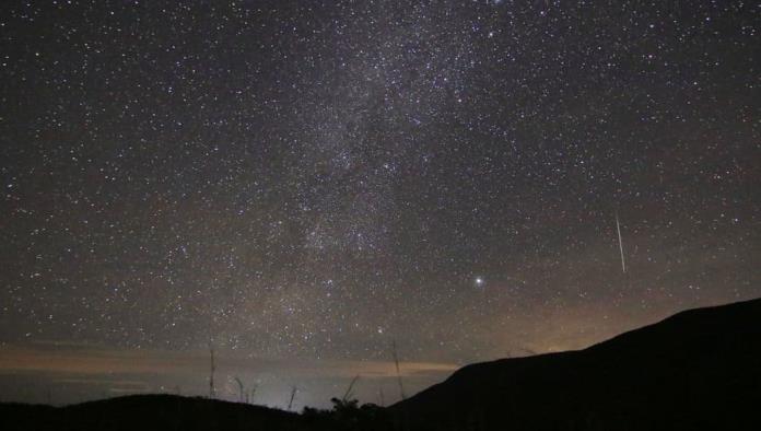 Lluvia de estrellas en México y donde encontrarlos