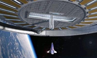 Primer hotel espacial abrirá sus puertas en 2027