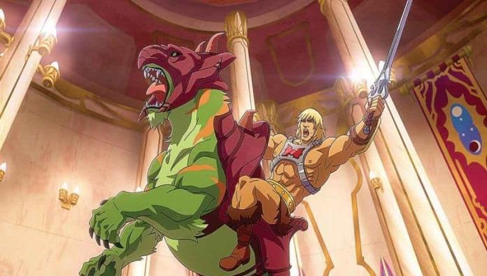 ¡Ya tengo el poder!; He-Man regresa con serie animada