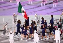 Así fue la presentación de México