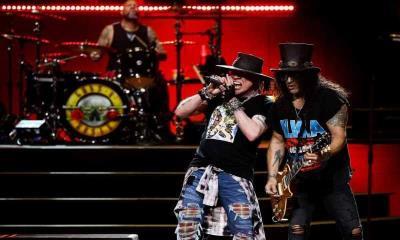 Guns N Roses confirma concierto en Monterrey