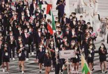 Así se presentó México en la inauguración