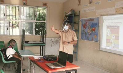 Solicitan clases presenciales en zonas rurales
