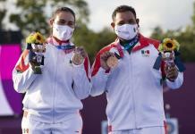 Cae la primera medalla para México
