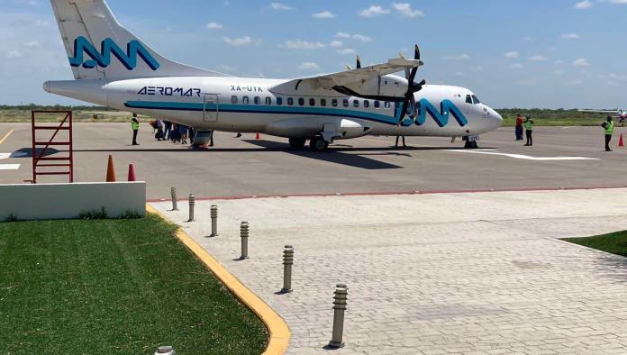 Incrementan salidas en aeropuerto de PN