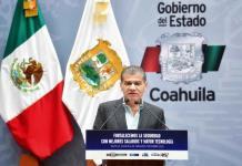 Coahuila es más seguro gracias a SEDENA y Guardia Nacional