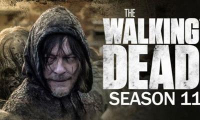Ya tenemos tráiler de The Walking Dead, temporada final