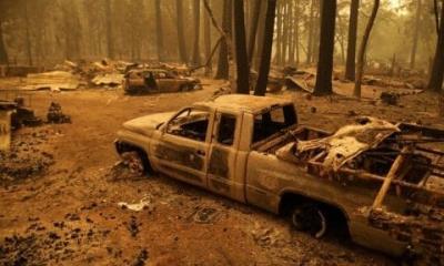 Dixie Fire; El incendio que devora bosques de California