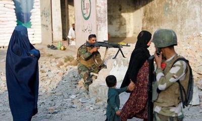 Desastre inminente; Muertes de civiles en Afganistán aumentan