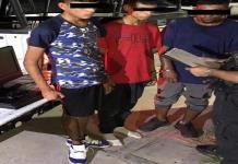 Liberan ladrones  de escuela