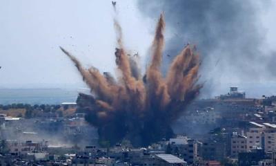Israel es señalado de crímenes de guerra contra Hamas
